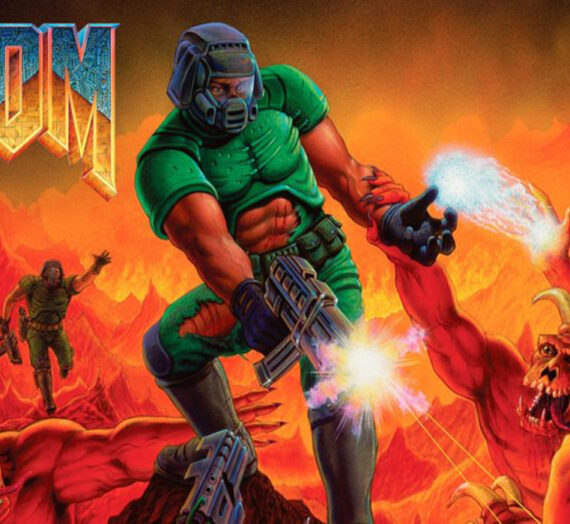 DOOM เกมยิงFPS ยุค 90s