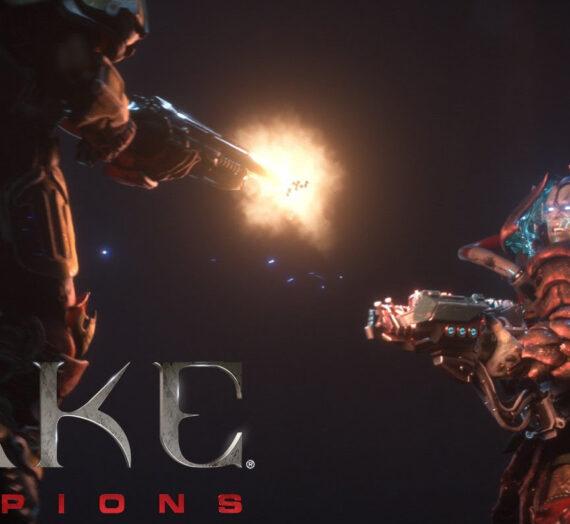 Quake Champions : การกลับมาของเกมยิงผจญภัยในตำนาน