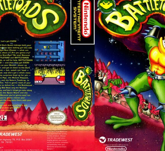 Battletoads (1991 / NES)