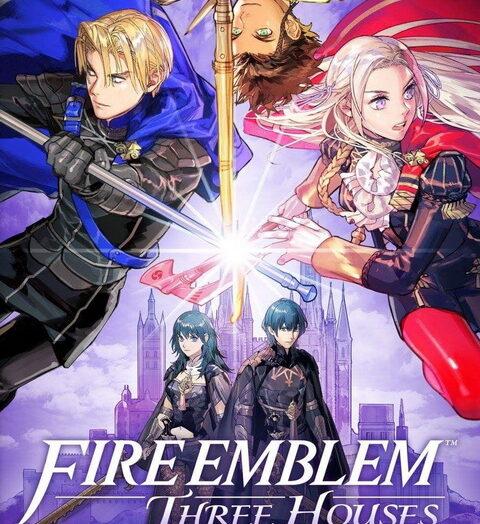 Nintendo Switch FIRE EMBLEM
