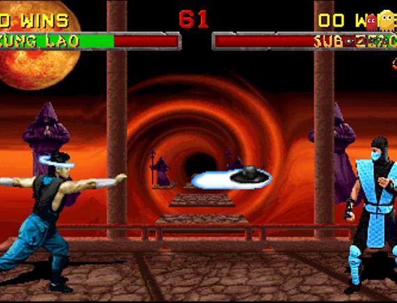 Mortal Combat II (1993)