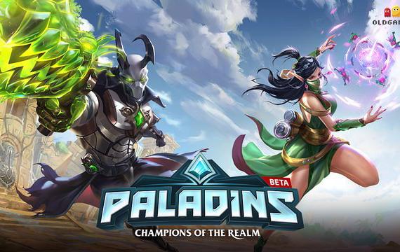 Paladins Champions of them