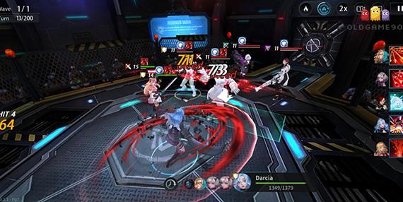 Heroes War: Counterattack