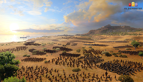 total war saga troy